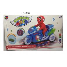 Cartoon Moto Cartoon Bike For Kids