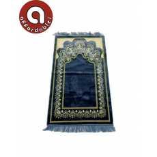 Velvet Prayer Mat/Jay Namaz (Premium Quality / For Hajj & Umrah / Casual Use)...