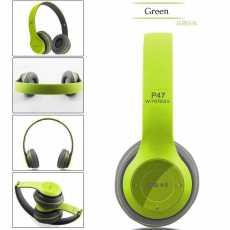 P47 Wireless Bluetooth Headphone 4.2+EDR with Mic