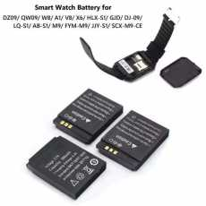 Pack of 3 Batteries For Smart Watches