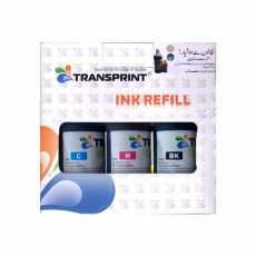 Transprint 4 Colors Ink for CISS & Cartridges Printers 100ml x 4 colors