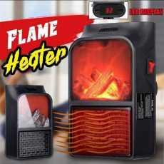 Portable Mini Electric Heater with Remote Control