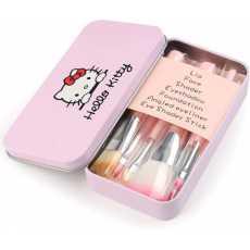 Hello Kitty Brushes Professional Makeup Kit Set 07 Pcs