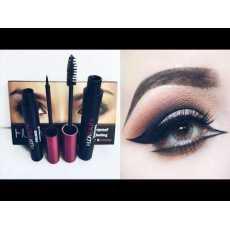 Ultra Black - Liquid Eye Liner and...