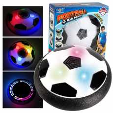 LED Light Flashing Suspension Ball Air Power Football Toy Home Game Disc...
