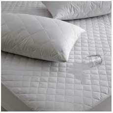 HIGH LIVING QUILTED MATTRESS PROTECTOR