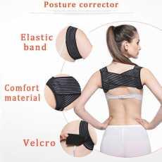 Posture Corrector Adult Children Back Support Belt