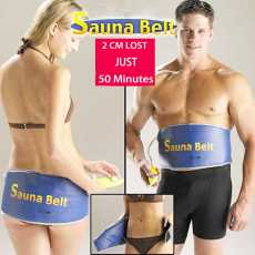 Belt for Weight Loss Fat Burner Anti Cellulite Body Heating Slimming Belt