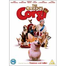 The Queen's Corgi  Complete Movie DVD/CD   Exclusively From MAF