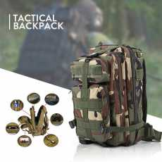 Outdoor Miltary Armey Tacticale Backpack Trekking
