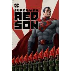 Superman: Red Son  Complete Movie In DVD/CD  Exclusively From MAF