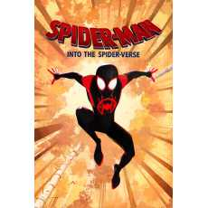 Spider-Man: Into the Spider-Verse  Complete Movie In DVD/CD  Exclusively From...