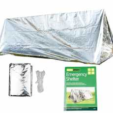 Emergency Tent Shelter Outdoor Rescue Thermal Tent