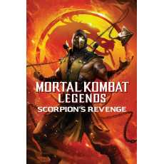 Mortal Kombat Legends: Scorpions Revenge  Complete Movie In DVD/CD...