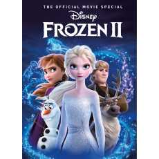 Frozen II  Complete Movie DVD/CD   Exclusively From MAF