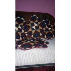 Cushion covers 100% wool fabric
