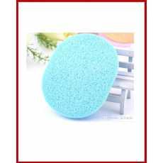Natural fiber Wash Face Sponge Wash Pad Exfoliator Scrub Puff