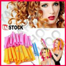 Water Wave Magic Curlers Leverage Formers Hairdressing Tool Spiral...