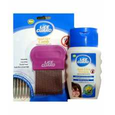 Pack of 2 - Antilice Comb & Anitlice Lotion