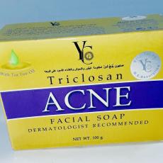 Acne Soap Bar Triclosan Acne Facial Soap 100ml Acne soap bar Best bar soap...