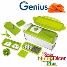 Vegetable Onion Chopper / Nut Herbs Cutter Slicer Peeler