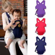 Baby Front Carrier Wrap Sling Newborn Backpack Breathable Seat