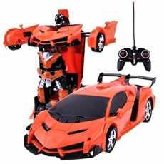Super Transform Robot Large Car Recharchable