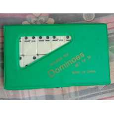 Domino Game with Pouch