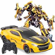 Robot Transform Car Vehicle (Remote Control)