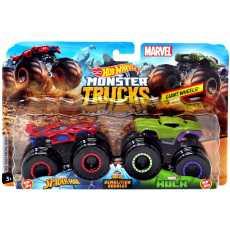 Hot Wheels Double Monster Truck Pack
