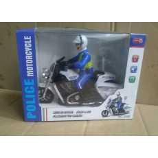 Police MotorCycle  Bump & Go