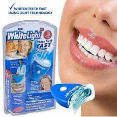 Whitelight Professional Teeth Whitening Kit With LED Light technology of world