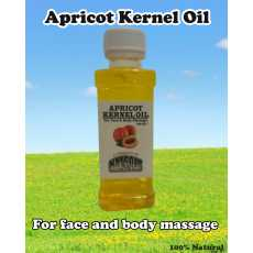 Apricot Kernel Oil for face and body massage 100ml