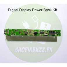 Digital Display Dual port 5v-1A & 5v-2A Power Bank Module Circuit