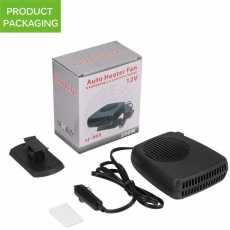 Portable Car Heater Fan