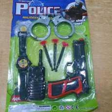 POLICE GUNN SET FOR KIDS