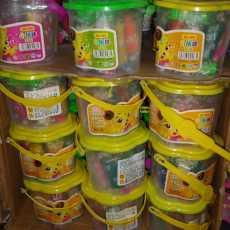 PLAYDOUGH BUCKET FOR KIDS
