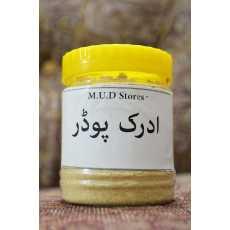 Ginger Powder - Adrak Powder - Jar Packing - 100 Grams
