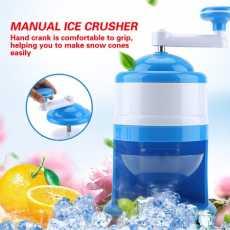 Manual Ice Crusher Machine Gola Maker