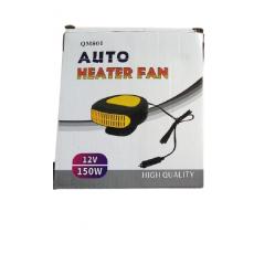 QM801- Auto Heater Fan