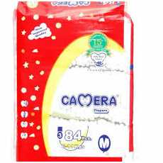 CAMERA DIAPER MEDIUM SIZE