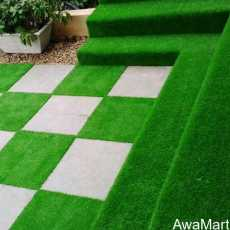 Synthetic Artificial Grass 10MM Green