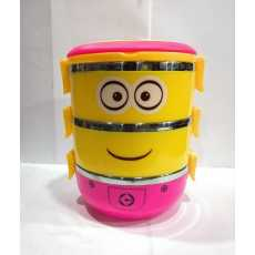Smilee Lunch Box 3in1