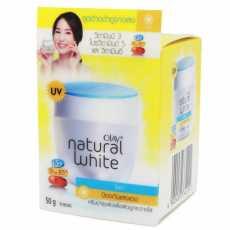 Natural white cream 25 gr