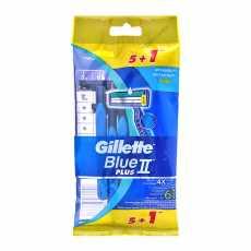 Blue Plus Razor - Bag of 6