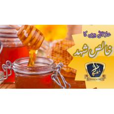 Pure Sidr Honey 500 grm
