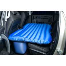 Car Travel Air Bed - PVC Inflatable Mattress With Pillow & Alectric Pump -...