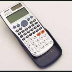 FX 991-ES Plus Scientific Calculator.