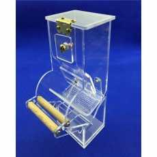 Automatic Birds Food Containers - Medium