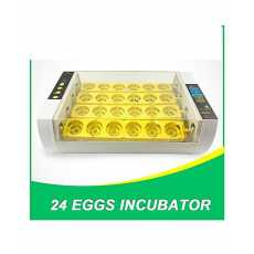 HHD 24 Eggs Fully Automatic Incubator Digital Hatchery Machine